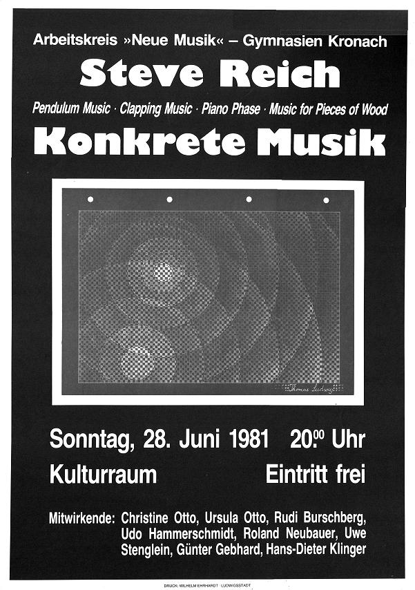 Plakat 1981